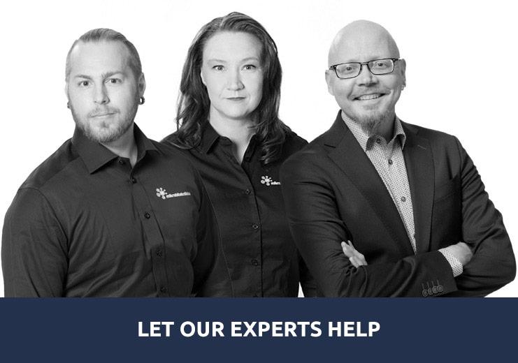Mikrobitekniikka experts